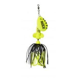 MADCAT Třpytka A-Static Screaming Spinner Fluo Yellow UV