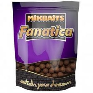 Mikbaits boilie Fanatica 10 kg 24 mm-oliheň black pepper asa
