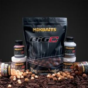 Mikbaits Boilies V Dipu BigC Cheeseburger 250 ml-16 mm