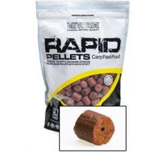 Mivardi pelety Rapid Extreme 1kg 16mm-Enzymatic Protein