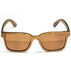 Nash Brýle Timber Sunglasses Amber
