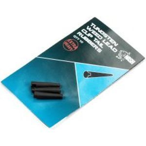 Nash Převleky Tungsten Weed Lead Clip Tail Rubber