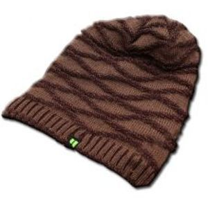 Nikl Kulich Beanie L Fleece Brown X