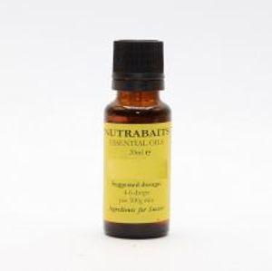 Nutrabaits esenciální olej Bergamot 20 ml