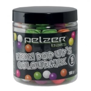 Pelzer pop-up neon colour Mix 100 g 16 mm