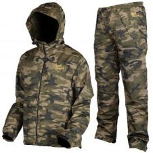 Prologic Komplet Bank Bound 3-Season Camo Set-Velikost XXL