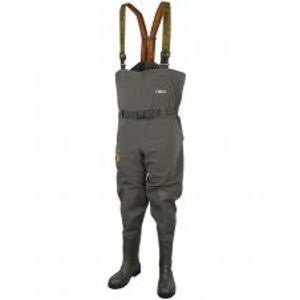 Prologic Prsačky Road Sign Chest Wader Cleated Sole-Velikost 47 - 12