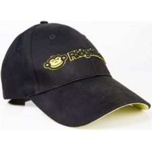 Ridgemonkey Kšiltovka Baseball Cap Černá