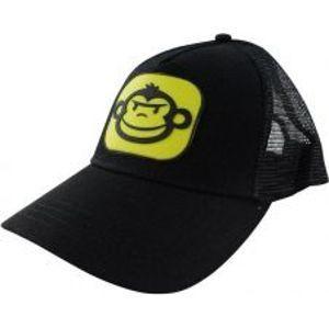 RidgeMonkey Kšiltovka Trucker Cap Černá/Zelená