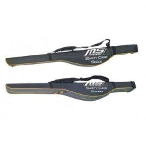 Saenger MS Range Pouzdro na pruty Safety Case I 165 cm-1 prut 165 x 21 x 10cm