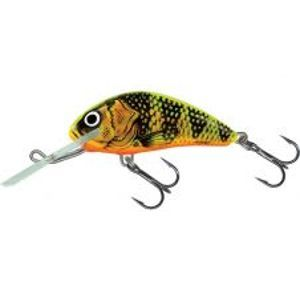 Salmo Wobler Hornet Floating Gold Fluo Perch-4 cm 3 g