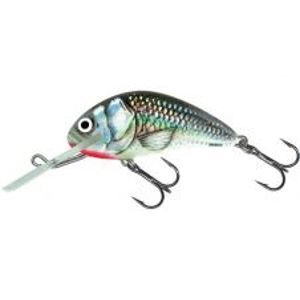 Salmo Wobler Hornet Sinking Holographic Grey Shiner-5 cm 8 g