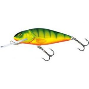 Salmo Wobler Perch Deep Runner Hot Perch-8 cm 14 g