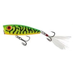 Salmo Wobler Rattlin Pop Floating Green Tiger 7 cm
