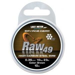 Savage Gear Lanko Raw49  10 m-23 kg