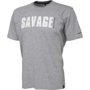 Savage Gear Triko Simply Savage Tee-Velikost XL