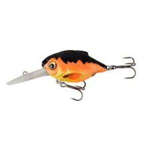 Savage Gear Wobler 3D Crucian Crank F SR 3,4 cm 3 g Black Orange