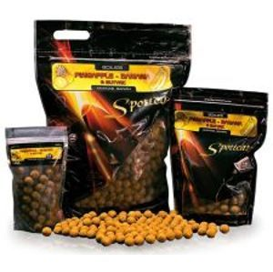 Sportcarp boilies Pineapple Banana Butyric-24 mm 1 kg