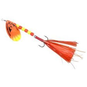 Spro Třpytka Supercharged Weighted Spinners Orange-16 cm 14 g