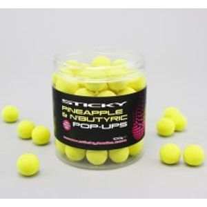 Sticky Baits Plovoucí Boilies Pineapple Pop-Ups 100 g-16 mm