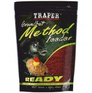 Traper Krmítková Směs Groundbait Method Feeder Ready Patentka-750 g